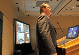 Skip Rizzo presents at APA 2012