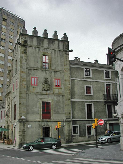 [Torre de los Hevia - Gijón]