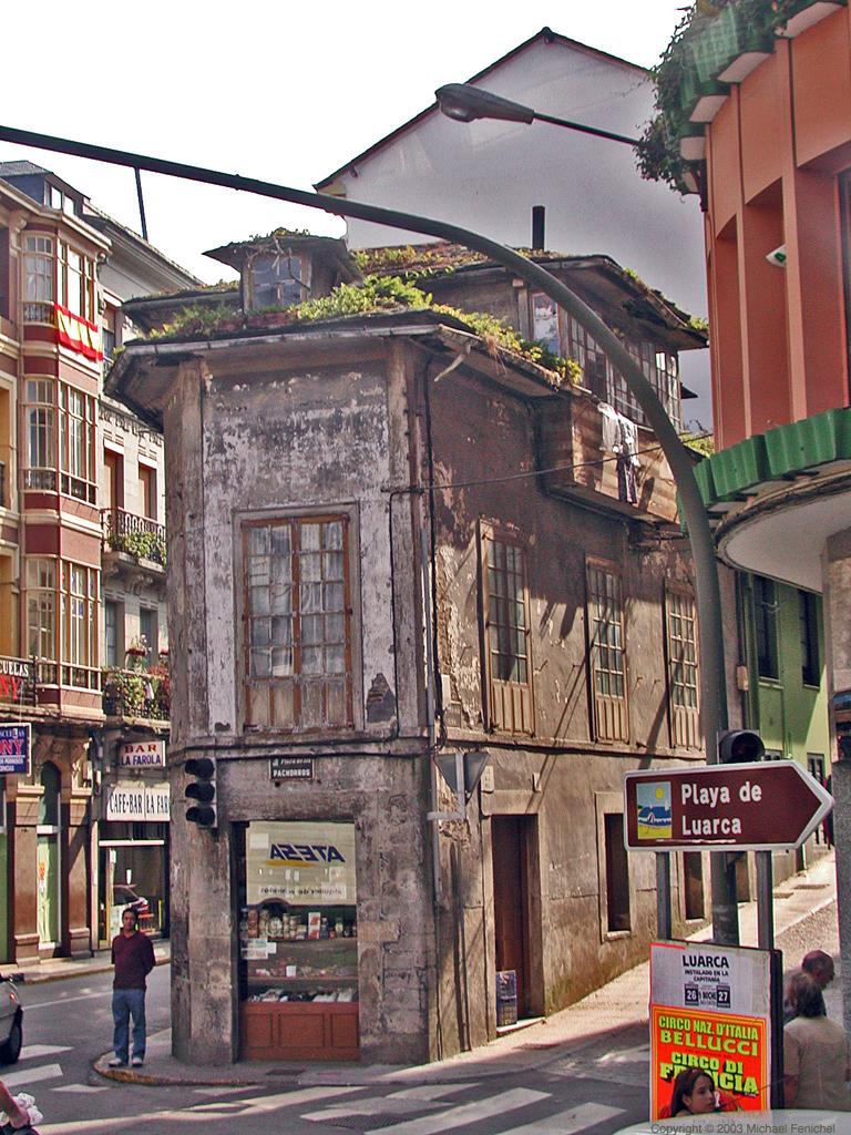 [Luarca, Asturias]
