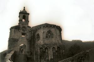 El Monasterio de San Xoan de Caaveiro