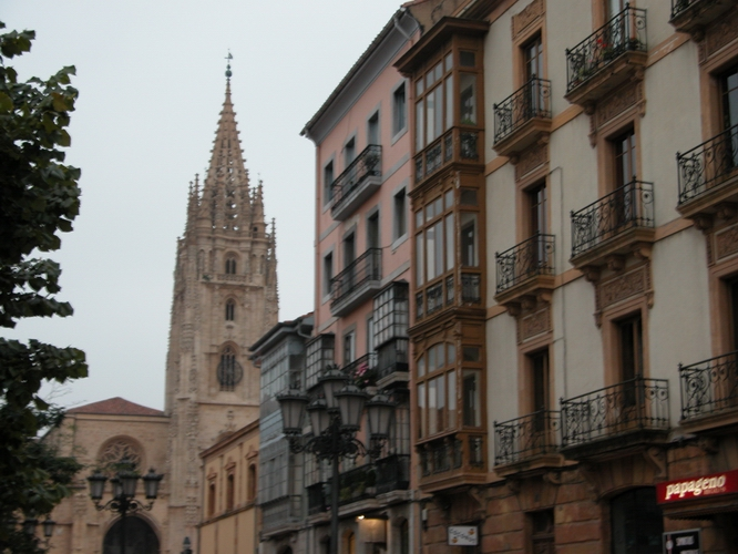 [Cathedral and Buildings]