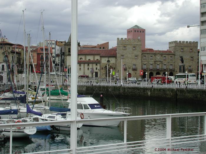 [Cimadevilla - Gijon, Asturias]