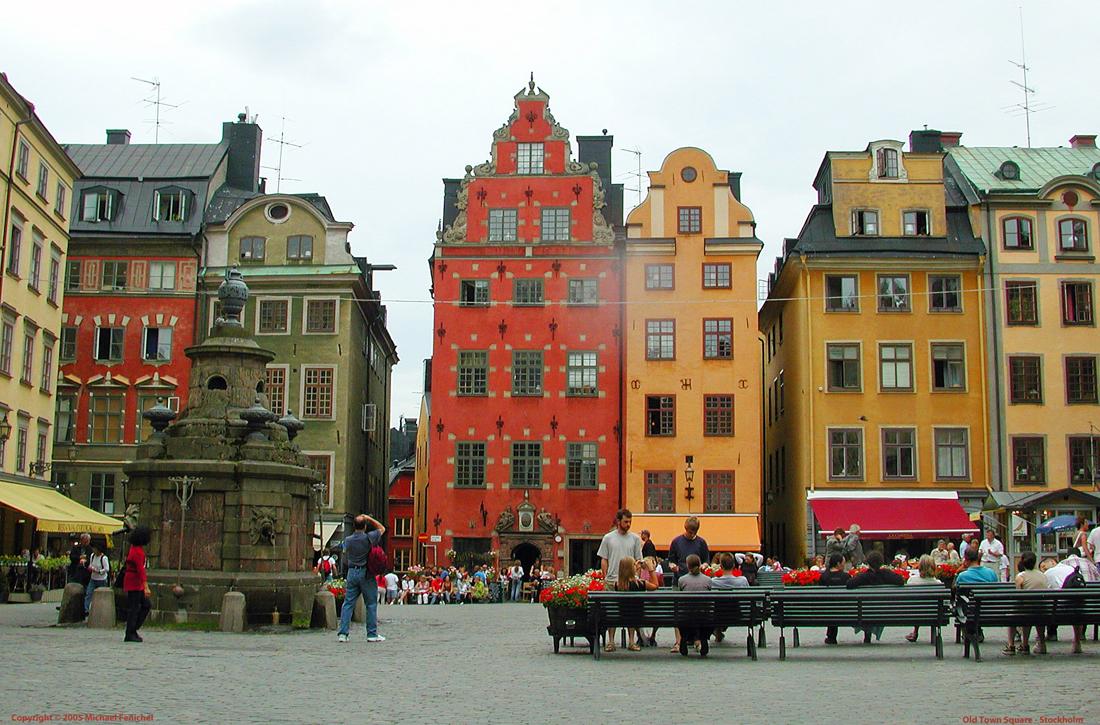bh gamla stan stockholm