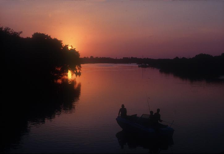 [Tamiami Sunset - horizontal]