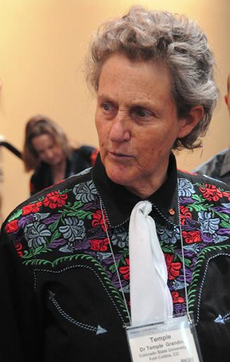 Temple Grandin - APA, 9 August 2014