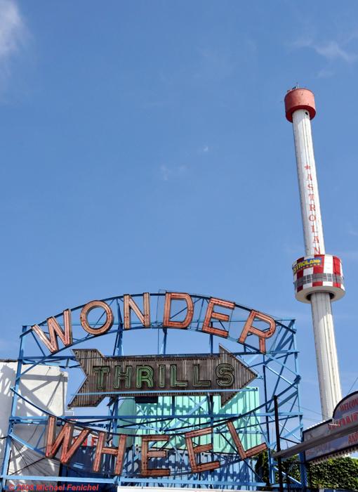 [The Cyclone, Coney Island]