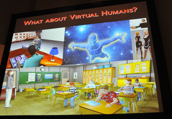 Virtual Humans