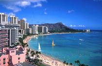 [Waikiki Beach]