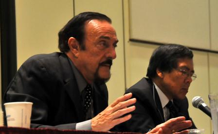 Phil Zimbardo and Richard Suinn